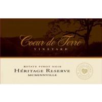2013 Heritage Reserve Estate Pinot Noir