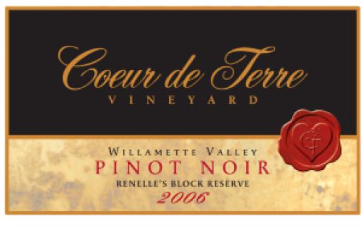 2003 Renelle's Block Reserve Pinot Noir