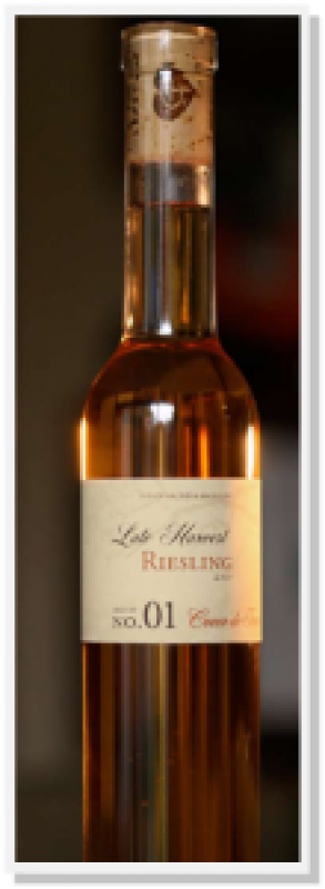 2010 Late Harvest Riesling