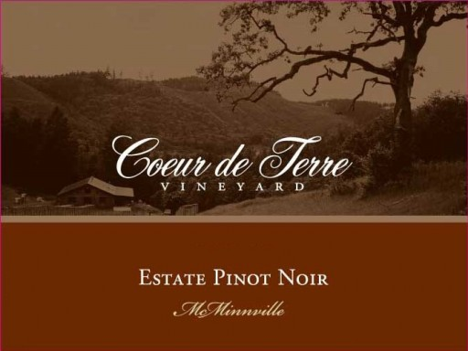 2010 Estate Pinot Noir