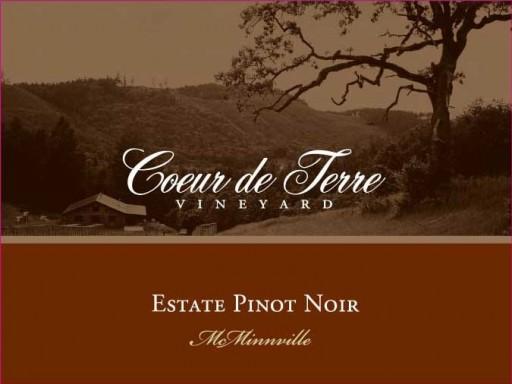 2007 Estate Pinot Noir