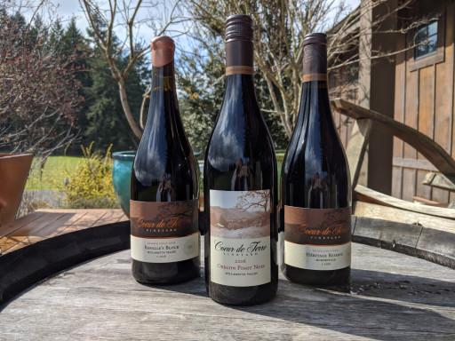 Wine and Spirits Pinot Pack-bundle