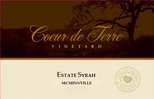 3-BTL 2014 Estate Syrah Special