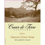 2012 Oregon Pinot Noir