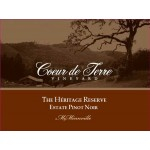 2012 Heritage Reserve Estate Pinot Noir