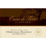 2014 Heritage Reserve Estate Pinot Noir