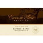 2018 Renelle's Block Reserve Pinot Noir