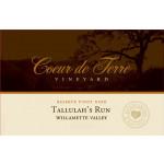 2018 Tallulah's Run Reserve Pinot Noir
