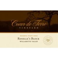 2016 Renelle's Block Reserve Pinot Noir