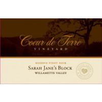 2017 Sarah Jane's Block Reserve Pinot Noir
