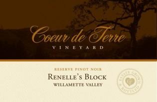 2015 (Magnum) Renelle's Block Reserve Pinot Noir